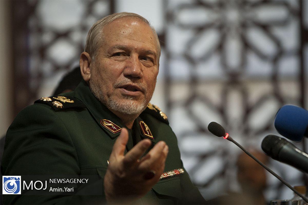 دشمنان خارجی و فرامنطقهای نمیتوانند تهدیدات نظامی جدی برای ایران ایجاد کنند