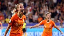 نتیجه دیدار هلند و سوئد در جام جهانی فوتبال زنان 2019