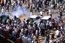 ادامه تظاهرات در سودان