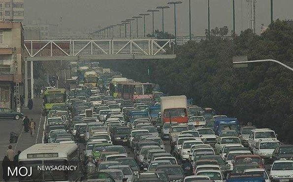 آلودگی هوا در لرستان یک و نیم برابر حد مجاز است