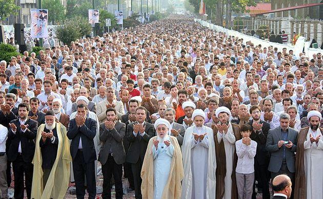 نماز عید فطر در رشت به امامت آیتالله قربانی اقامه میشود