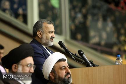 همایش توجیهی زائران حج تمتع / علیرضا رشیدیان