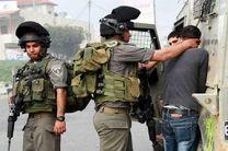 حمله نظامیان رژیم صهیونیستی به کرانه باختری / ۱۷ فلسطینی بازداشت شدند