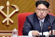 بازدید کیم جونگ اون از مناطق طوفان زده کره شمالی