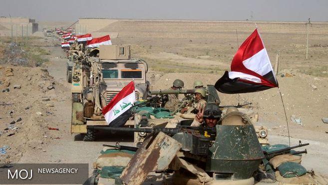 تصویر زیبا از ستون ارتش عراق در روزنامه لوفیگارو