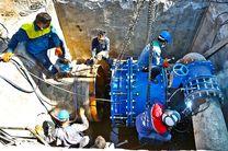 افتتاح ۱۷ پروژه شرکت آب و فاضلاب قم