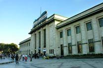 ایستگاه راه آهن تهران در زادگاه خود می ماند