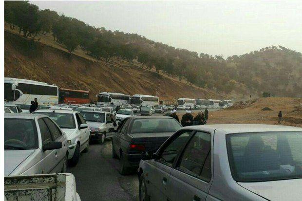 آخرین وضعیت ترافیکی و جوی جادههای کشور در 3 آبان ماه