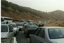 آخرین وضعیت ترافیکی و جوی جادهها در ۱۷ آبان ماه/هراز و چالوس مسدود شدند