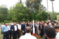 ۱۸ روستای شهرستان فومن از نعمت گاز برخوردار شدند