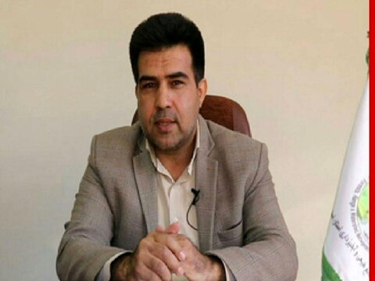 محمدعلی کاظمی سرپرست اداره کل منابع طبیعی و آبخیزداری استان اصفهان شد