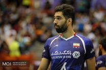 محمد موسوی: به کسب مدال امیدواریم
