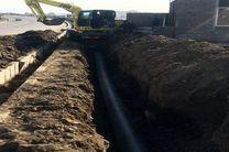 پروژه خطوط انتقال آب و فاضلاب سنندج به زودی به بهره برداری می رسد