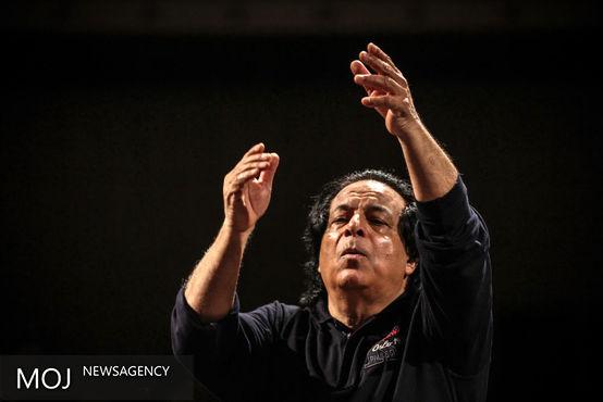 مصطفی کمال پورتراب حامی راسخ ارکستر سمفونیک تهران بود