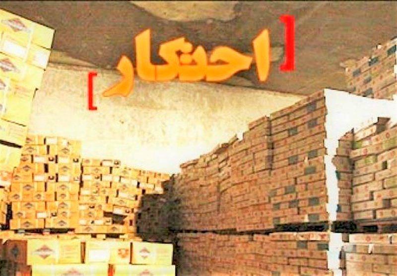 کشف محموله میلیاردی کالای ساختمانی احتکار شده در اصفهان