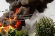 انفجار تروریستی در عراق توسط تروریست داعشی