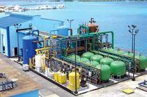 فاز نخست ابر پروژه انتقال آب خلیج فارس به بهره برداری رسید
