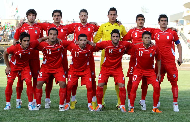 ایران در نخستین گام به مصاف تاجیکستان می رود