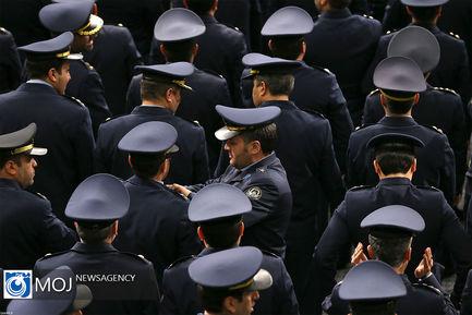دیدار فرماندهان و کارکنان نیروی هوایی ارتش با فرمانده کل قوا