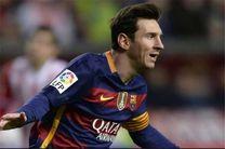 مسی زودتر از از موعد به تمرینات بارسلونا برگشت