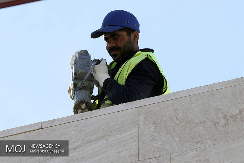 تخریب پاساژ توحید در تهران به دلیل عدم ایمنی