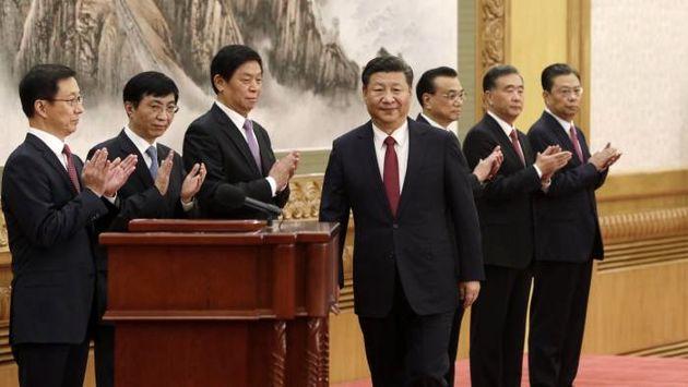 شی جینپینگ در مقام خود ابقا شد