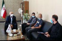 بررسی مشکلات مددجویان جرایم غیر عمد مالی استان یزد