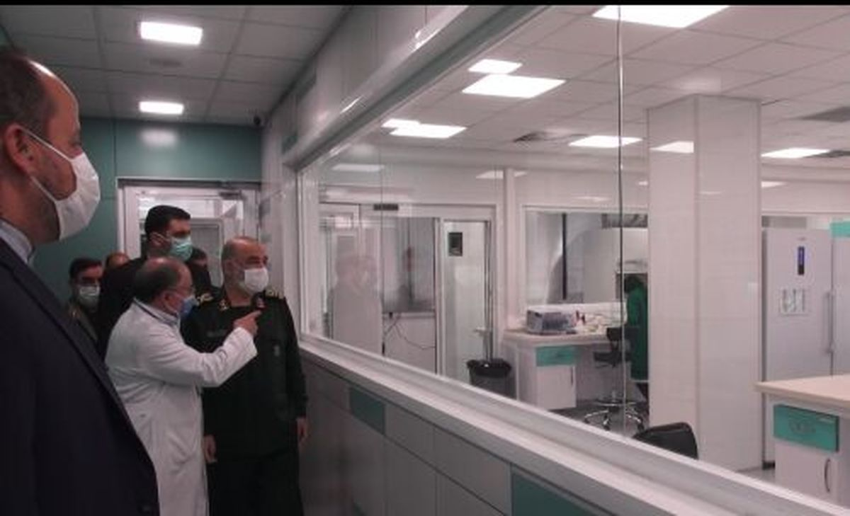 مرکز جامع ژنتیک نور دانشگاه علوم پزشکی بقیه الله راه اندازی شد