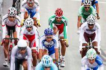 پورسیدی صدرنشینی دوچرخه سواری آسیا را از دست داد