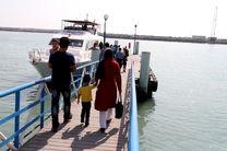 ترابری بیش از 9 میلیون مسافر دریایی در 8 ماهه امسال