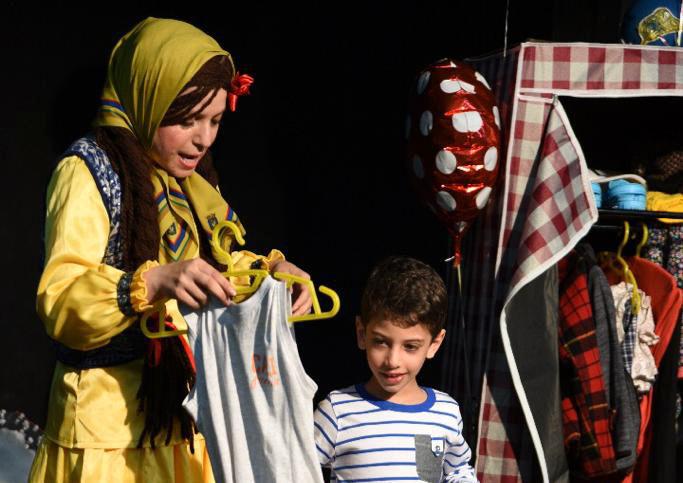 نمایشی که بدون حضور کودکان قابلیت اجرا ندارد
