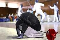 پایان کار تیم ملی شمشیربازی بانوان در قهرمانی آسیا