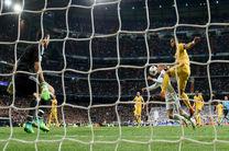ماردونا: داور به اشتباه برای رئال مادرید پنالتی گرفت