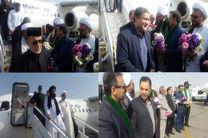 60مهمان خارجی اجلاس پیرغلامان حسینی وارد اصفهان شدند