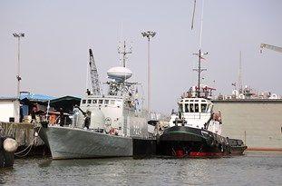 کنترل 7400 فروند شناور صیادی توسط دریابانان مازندران