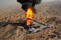 آتش «چاه نفتی رگ سفید» مهار شد