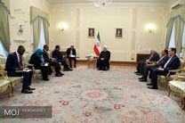 دیدار وزیر خارجه تانزانیا با رییس جمهور