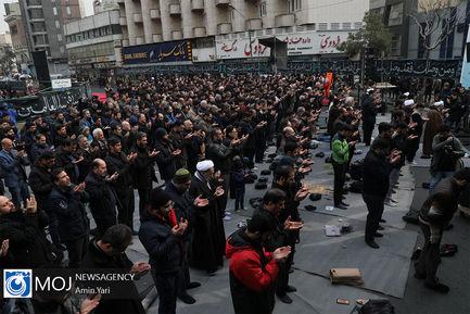 اجتماع بزرگ فاطمیون در میدان فاطمی