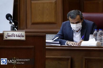 پانزدهمین جلسه دادگاه رسیدگی به اتهامات در حوزه پتروشیمی