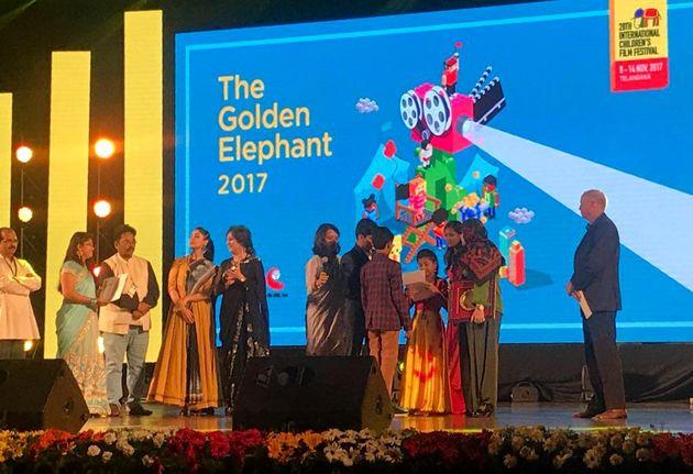 «فیل طلایی» بیستمین جشنواره فیلم کودک هند به فیلمساز گیلانی رسید