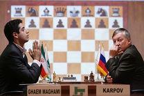 مسابقات جام ستارگان شطرنج جهان و ایران در انزلی برگزار می شود