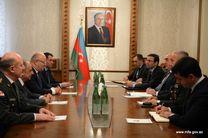 نشست وزرای خارجه ایران، ترکیه، گرجستان و آذربایجان در باکو