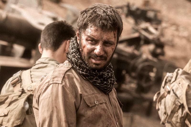 جدیدترین پوستر فیلم سینمایی تنگه ابوقریب رونمایی شد