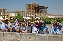 آغاز موج سوم سفر گردشگران خارجی به استان اصفهان