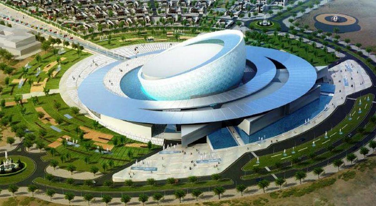 330 میلیارد تومان قرارداد جاری پروژه مرکز همایش های بین المللی شهر اصفهان