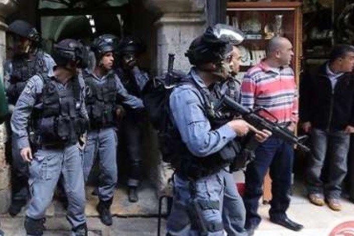 صهیونیست ها به کرانه باختری حمله کردند