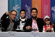 نشست رسانه ای فیلم سینمایی قصر شیرین برگزار شد