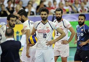 حضور 3 اصفهانی در تیم ملی والیبال