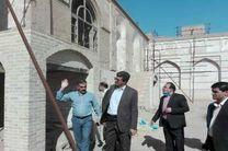 فرماندار یزد خواستار تسریع در پروژه موزه بزرگ یزد شد