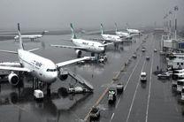 آمار تاخیرهای پروازی مهر اعلام شد
